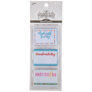 Knit Sew-In Labels