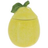 Lemon Canister