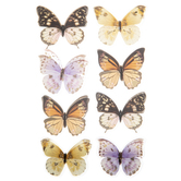 Butterfly 3D Stickers