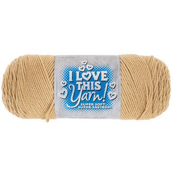 Light Taupe I Love This Yarn