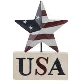 USA Star Decor