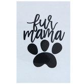 Fur Mama Vinyl Transfer