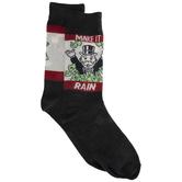 Monopoly Crew Socks
