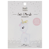 Stuffed Felt Unicorn Needle Art Kit