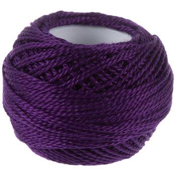 550 Very Dark Violet DMC Pearl Cotton Thread - Size 5