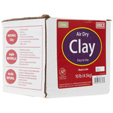 Gray Air Dry Modeling Clay