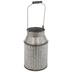 Galvanized Metal Milk Bucket