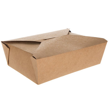 Kraft Paper Lunch Boxes