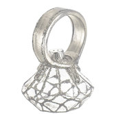 Diamond Ring Ornament