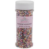 Rainbow Nonpareil Sprinkles