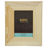 "Wood Wall Frame - 5"" x 7"""