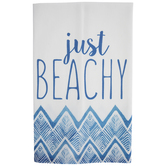 Just Beachy Kitchen Towel