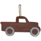 Rustic Truck Wood Wall Decor