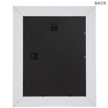 Light & Dark Gray Beveled Wall Frame