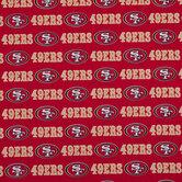 NFL San Francisco 49ers Cotton Fabric