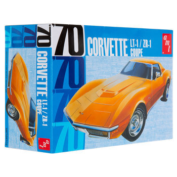 1970 Chevrolet Corvette Coupe Model Kit