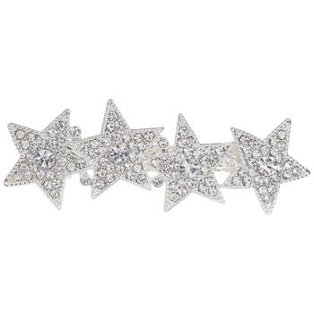 Star Rhinestone Hair Clip