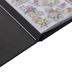 Feminine Floral Post Bound Scrapbook Album Kit - 8