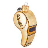 Coach Whistle Ornament