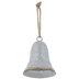 Galvanized Bell Ornaments