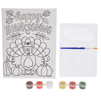 Happy Thanksgiving Paint Kit