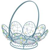 Egg Metal Basket