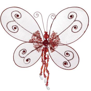 Nylon Butterfly