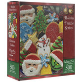 Christmas Cookies Puzzle