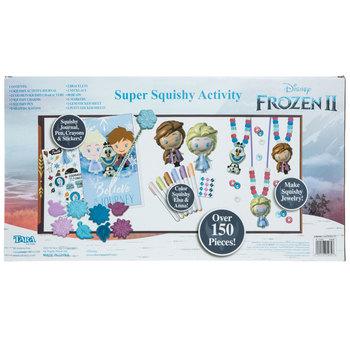 Frozen 2 Super Squishy Activity Kit