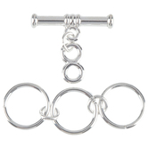 Toggle Clasps With Extenders