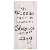 Blessings Are Many Magnet