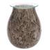 Brown Glass Fragrance Warmer