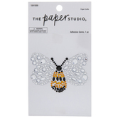 Bee Rhinestone Sticker