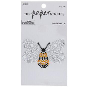 Bee Rhinestone Sticker
