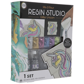 Resin Studio Glitter Unicorn Kit