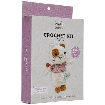 Cat Crochet Kit