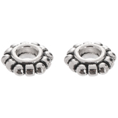 Spacer Metal Beads - 11mm