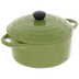 Green Mini Casserole Dish