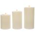 Vanilla Honey Moving Flame LED Candles