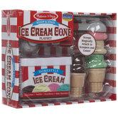 Scoop & Stack Ice Cream Cone Play Set