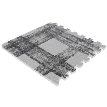 Sawyer Plaid Interlocking Foam Floor Tiles