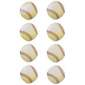 Softball 3D Stickers