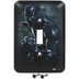 Black Panther Single Switch Plate
