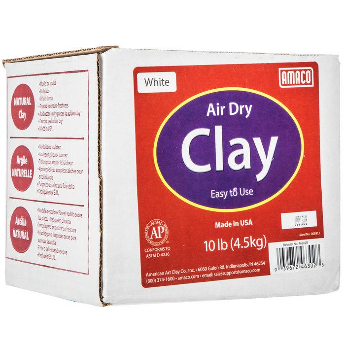White Air Dry Clay Hobby Lobby 24991