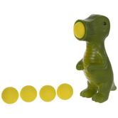Green T-Rex Ball Launcher