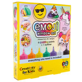Emoji Window Art Kit