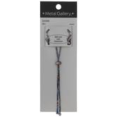 Iridescent Slider Chain Bracelet