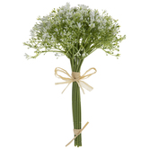 White Gypsophila Bundle