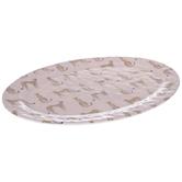 Pink Cheetah Platter