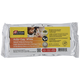White Air Dry Clay - 1 Pound